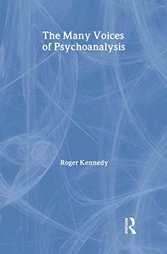 9780415411769: The Many Voices of Psychoanalysis (The New Library of Psychoanalysis)