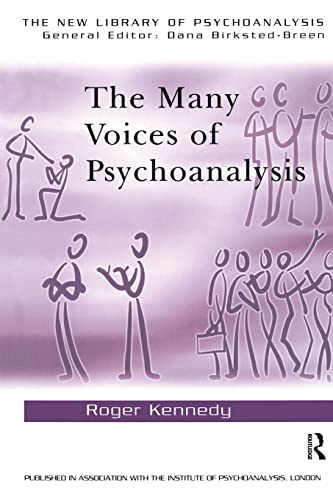 9780415411776: The Many Voices of Psychoanalysis (The New Library of Psychoanalysis)
