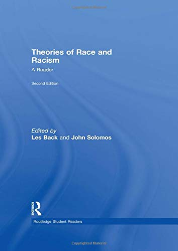 9780415412537: Theories of Race and Racism: A Reader (Routledge Student Readers)