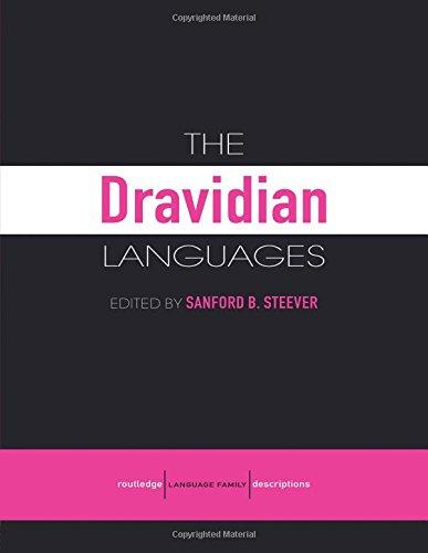 9780415412674: The Dravidian Languages (Routledge Language Family Series)
