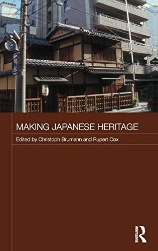 9780415413145: Making Japanese Heritage (Japan Anthropology Workshop Series)