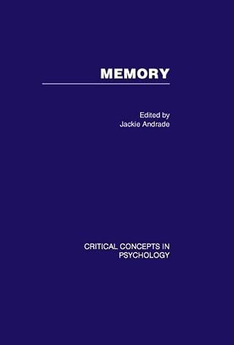 Memory (Hardback)