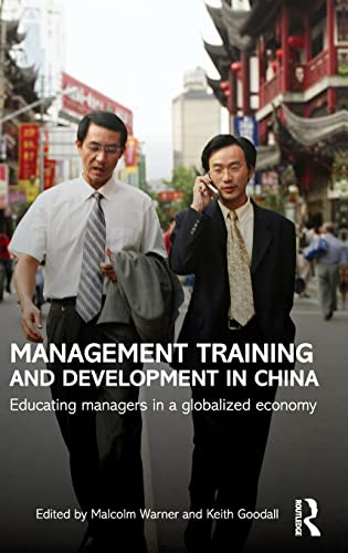 training and development of the chinese