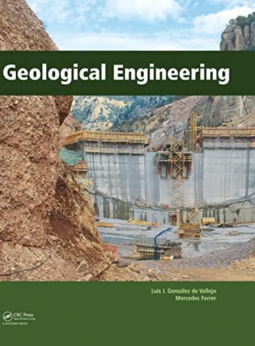 Geological Engineering: Gonzalez de Vallejo,