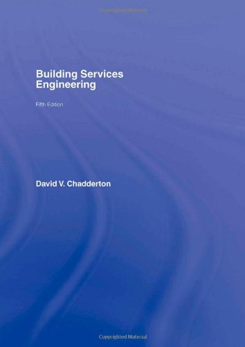 9780415413558: Building Services Engineering: 1