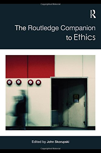9780415413626: The Routledge Companion to Ethics (Routledge Philosophy Companions)