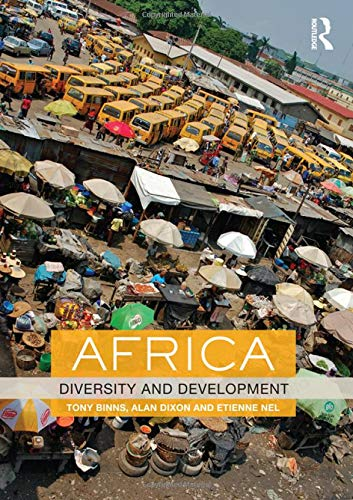 9780415413671: Africa: Diversity and Development (Routledge Perspectives on Development)