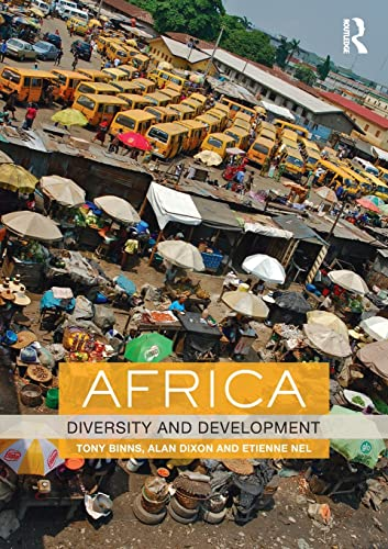 9780415413688: Africa: Diversity and Development (Routledge Perspectives on Development)