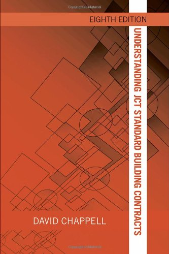 9780415413855: Understanding JCT Standard Building Contracts (Understanding Construction)