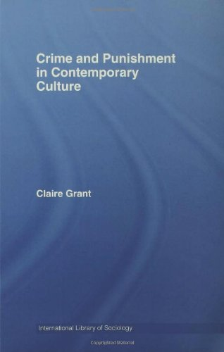 9780415414098: Crime and Punishment in Contemporary Culture (International Library of Sociology)