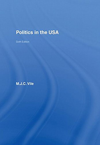 9780415414197: Politics in the USA