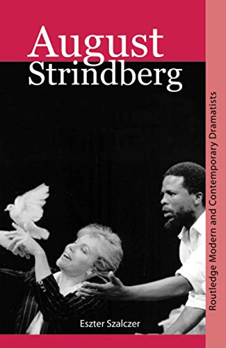 9780415414234: August Strindberg (Routledge Modern and Contemporary Dramatists)