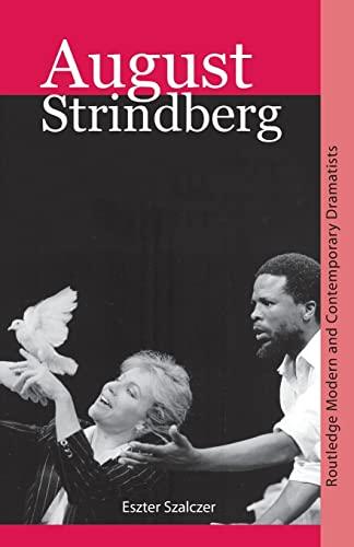 9780415414234: August Strindberg