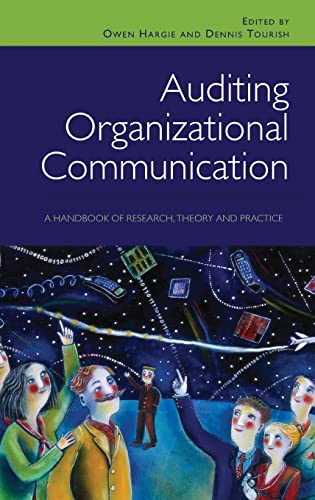 9780415414456: Auditing Organizational Communication: A Handbook of Research, Theory and Practice