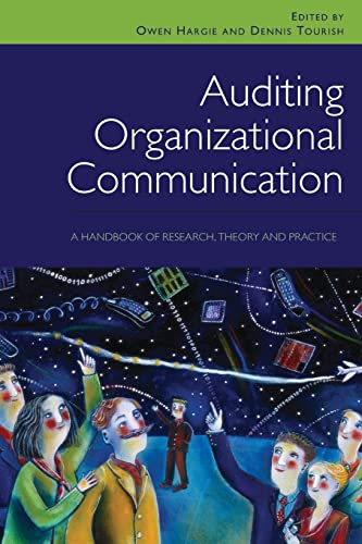 9780415414463: Auditing Organizational Communication: A Handbook of Research, Theory and Practice