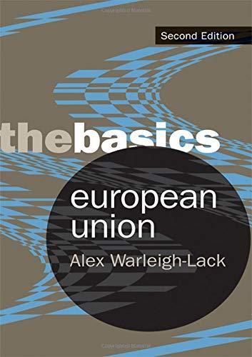 9780415414661: European Union: The Basics