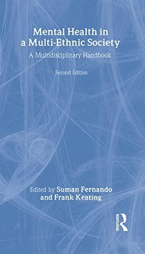 9780415414869: Mental Health in a Multi-Ethnic Society: A Multidisciplinary Handbook