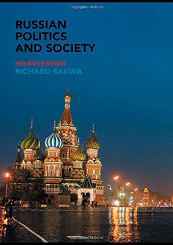9780415415286: Russian Politics and Society