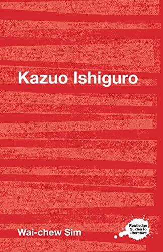 9780415415361: Kazuo Ishiguro