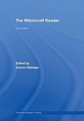 9780415415644: The Witchcraft Reader