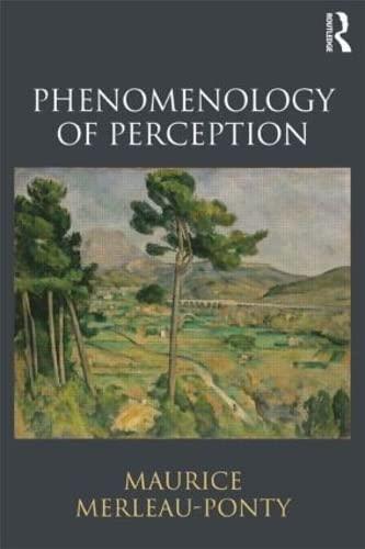 9780415415996: Phenomenology of Perception