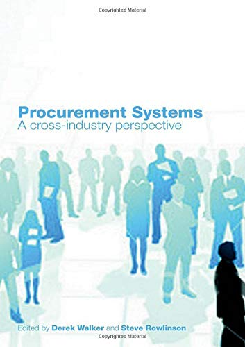 9780415416054: Procurement Systems: A Cross-Industry Project Management Perspective