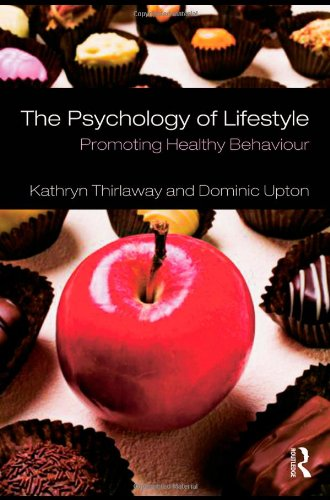 9780415416610: The Psychology of Lifestyle: Promoting Healthy Behaviour