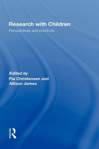 9780415416832: Research With Children: Perspectives and Practices