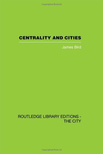 9780415417693: Centrality and Cities