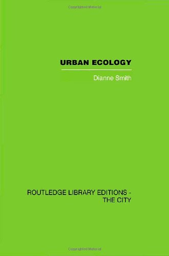 9780415418249: Urban Ecology: Volume 69 (Routledge Library Editions: the City)