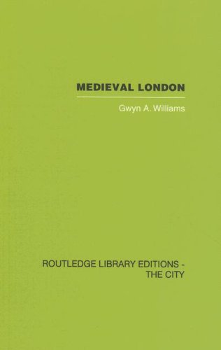 9780415418331: The City: Medieval London