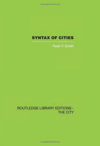 9780415418386: Syntax of Cities