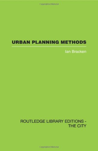 9780415418423: Urban Planning Methods: Research and Policy Analysis
