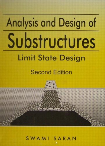 9780415418447: Analysis and Design of Substructures: Limit State Design (Balkema Proceedings and Monographs in Engineering, Water and)