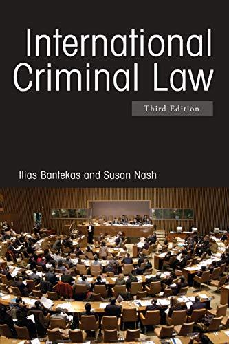 9780415418454: International Criminal Law
