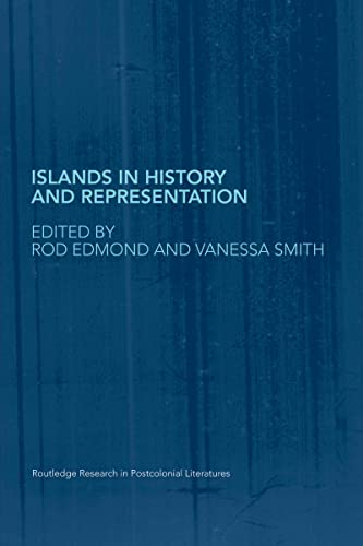 9780415418577: Islands in History and Representation