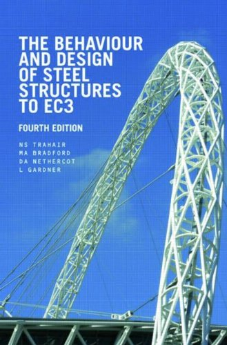 9780415418652: The Behaviour and Design of Steel Structures to EC3, Fourth Edition