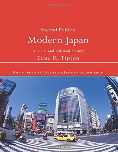 9780415418713: Modern Japan: A Social and Political History (Nissan Institute/Routledge Japanese Studies)