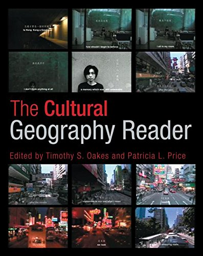 9780415418737: The Cultural Geography Reader