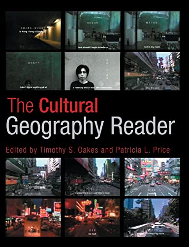9780415418744: The Cultural Geography Reader