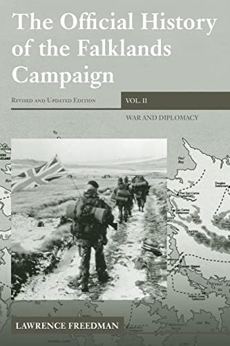 9780415419116: The Official History of the Falklands Campaign, Volume 2: War and Diplomacy (Government Official History Series)