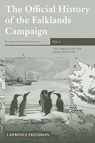 9780415419123: The Official History of the Falklands Campaign, Volume 1: The Origins of the Falklands War