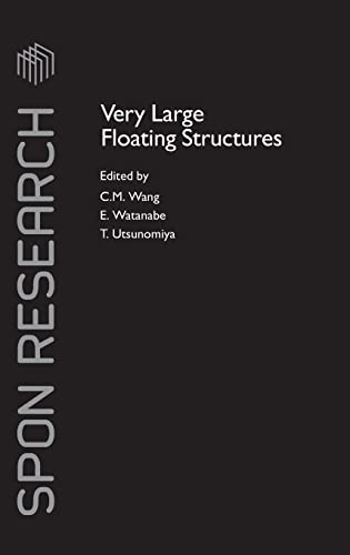 Very Large Floating Structures (Spon Research)