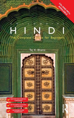 9780415419567: Colloquial Hindi: The Complete Course for Beginners (Colloquial Series)
