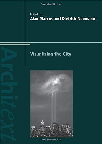 9780415419710: Visualizing the City (Architext)