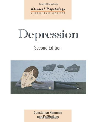 9780415419734: Depression (Clinical Psychology: A Modular Course)