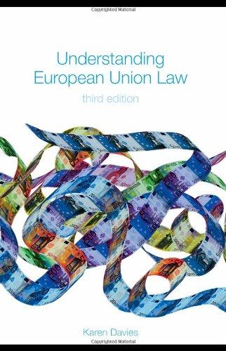 9780415419772: Understanding European Union Law