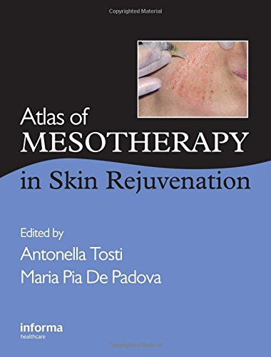 9780415419949: Atlas of Mesotherapy in Skin Rejuvenation