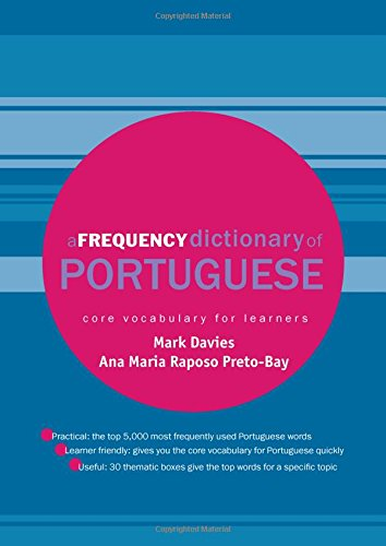 9780415419963: A Frequency Dictionary of Portuguese (Routledge Frequency Dictionaries)