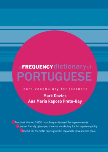 9780415419970: A Frequency Dictionary of Portuguese (Routledge Frequency Dictionaries)